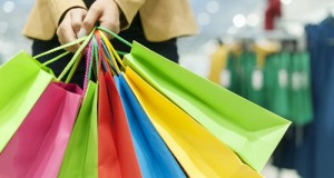 shopping bags multicolor
